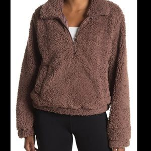Sage collective jetsetter cropped jacket NWT